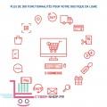 Démonstration de notre solution e-commerce gratuite & sans engagement